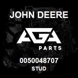 0050048707 John Deere STUD | AGA Parts