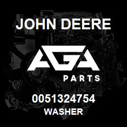 0051324754 John Deere WASHER | AGA Parts