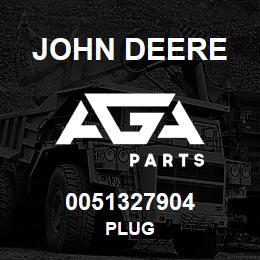 0051327904 John Deere Plug | AGA Parts