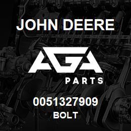 0051327909 John Deere Bolt | AGA Parts