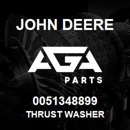 0051348899 John Deere Thrust Washer | AGA Parts