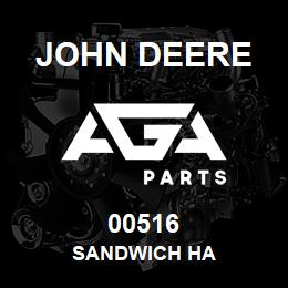 00516 John Deere SANDWICH HA | AGA Parts