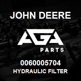 0060005704 John Deere Hydraulic Filter | AGA Parts