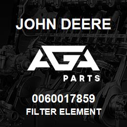 0060017859 John Deere Filter Element | AGA Parts