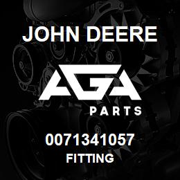 0071341057 John Deere Fitting | AGA Parts