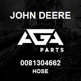 0081304662 John Deere Hose | AGA Parts