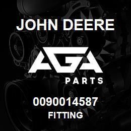 0090014587 John Deere Fitting | AGA Parts