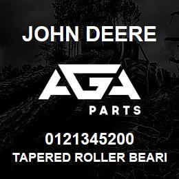 0121345200 John Deere Tapered Roller Bearing | AGA Parts