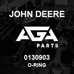 0130903 John Deere O-RING | AGA Parts