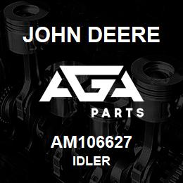 AM106627 John Deere IDLER | AGA Parts