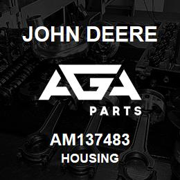 AM137483 John Deere HOUSING | AGA Parts
