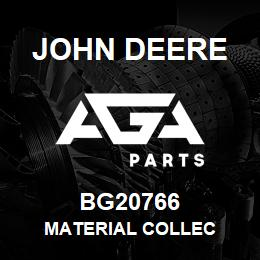 BG20766 John Deere Material Collection System | AGA Parts