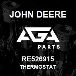 John Deere Original Equipment Thermostat #RE526915