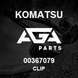00367079 Komatsu CLIP | AGA Parts