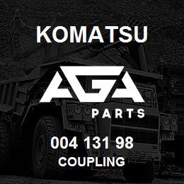 004 131 98 Komatsu Coupling | AGA Parts