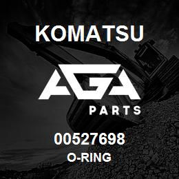 00527698 Komatsu O-RING | AGA Parts