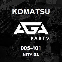 005-401 Komatsu NITA SL   AGA Parts
