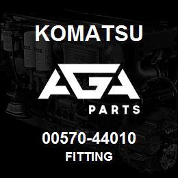 00570-44010 Komatsu FITTING | AGA Parts