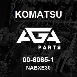 00-6065-1 Komatsu NABXE30 | AGA Parts