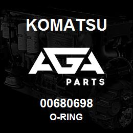 00680698 Komatsu O-RING | AGA Parts