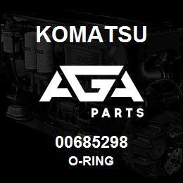 00685298 Komatsu O-RING | AGA Parts