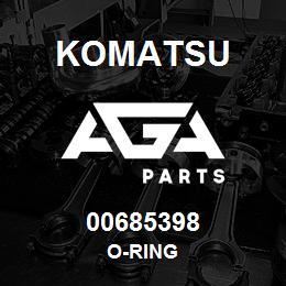 00685398 Komatsu O-RING | AGA Parts