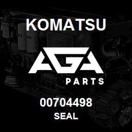 00704498 Komatsu SEAL   AGA Parts