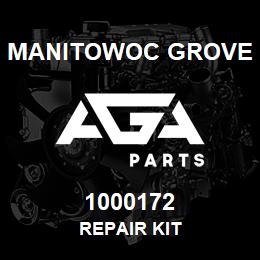 1000172 Manitowoc Grove REPAIR KIT | AGA Parts