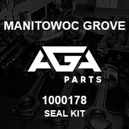 1000178 Manitowoc Grove SEAL KIT | AGA Parts