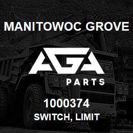 1000374 Manitowoc Grove SWITCH, LIMIT | AGA Parts