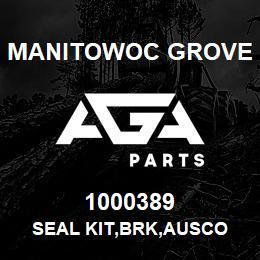 1000389 Manitowoc Grove SEAL KIT,BRK,AUSCO | AGA Parts