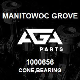 1000656 Manitowoc Grove CONE,BEARING | AGA Parts