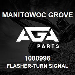 1000996 Manitowoc Grove FLASHER-TURN SIGNAL | AGA Parts