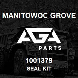 1001379 Manitowoc Grove SEAL KIT | AGA Parts