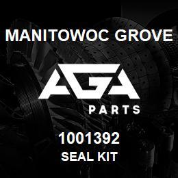 1001392 Manitowoc Grove SEAL KIT | AGA Parts