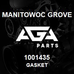 1001435 Manitowoc Grove GASKET | AGA Parts