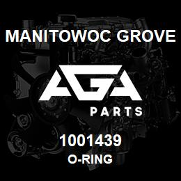 1001439 Manitowoc Grove O-RING | AGA Parts