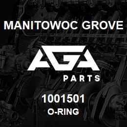 1001501 Manitowoc Grove O-RING | AGA Parts