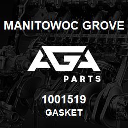 1001519 Manitowoc Grove GASKET | AGA Parts