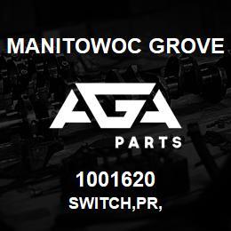 1001620 Manitowoc Grove SWITCH,PR, | AGA Parts