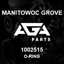 1002515 Manitowoc Grove O-RING | AGA Parts
