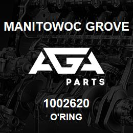 1002620 Manitowoc Grove O'RING | AGA Parts