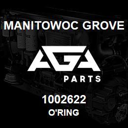 1002622 Manitowoc Grove O'RING | AGA Parts