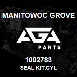 1002783 Manitowoc Grove SEAL KIT,CYL | AGA Parts