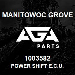1003582 Manitowoc Grove POWER SHIFT E.C.U. | AGA Parts