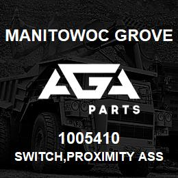 1005410 Manitowoc Grove SWITCH,PROXIMITY ASSY,OUTSIDE | AGA Parts