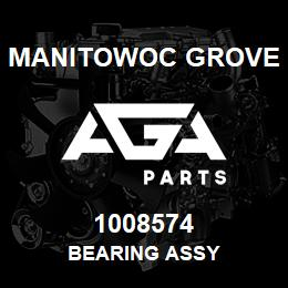 1008574 Manitowoc Grove BEARING ASSY | AGA Parts