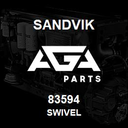 83594 Sandvik SWIVEL | AGA Parts
