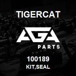 100189 Tigercat KIT,SEAL | AGA Parts
