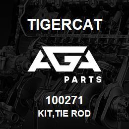 100271 Tigercat KIT,TIE ROD | AGA Parts